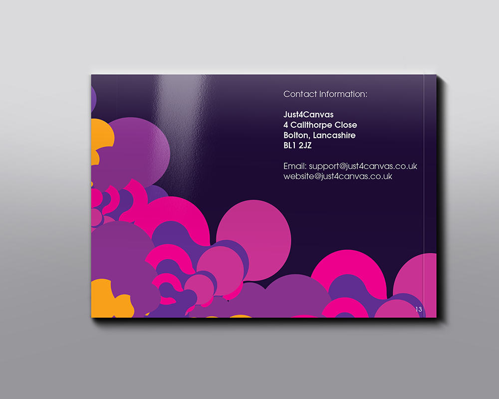 Just4Canvas Branding